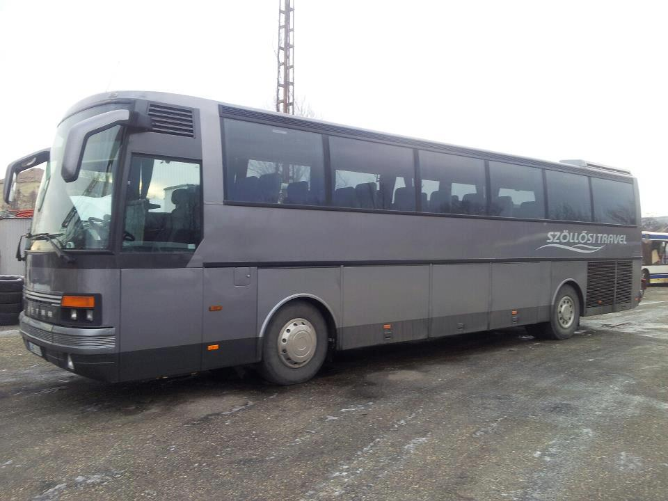 Klasse Tours Bus