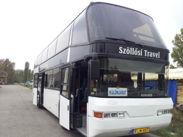 Intern de călători